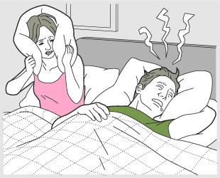 いびき無呼吸症候群防止プレート